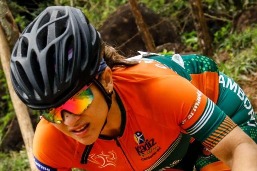 Ciclista de Camboriú é campeã da Taça Primavera